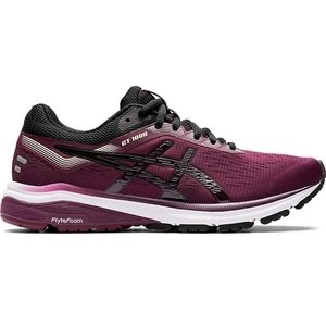 Asics GT-1000 Burgundy Running Shoes Size 8.5